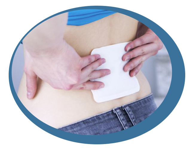 LidoPatch® for Back Pain relief